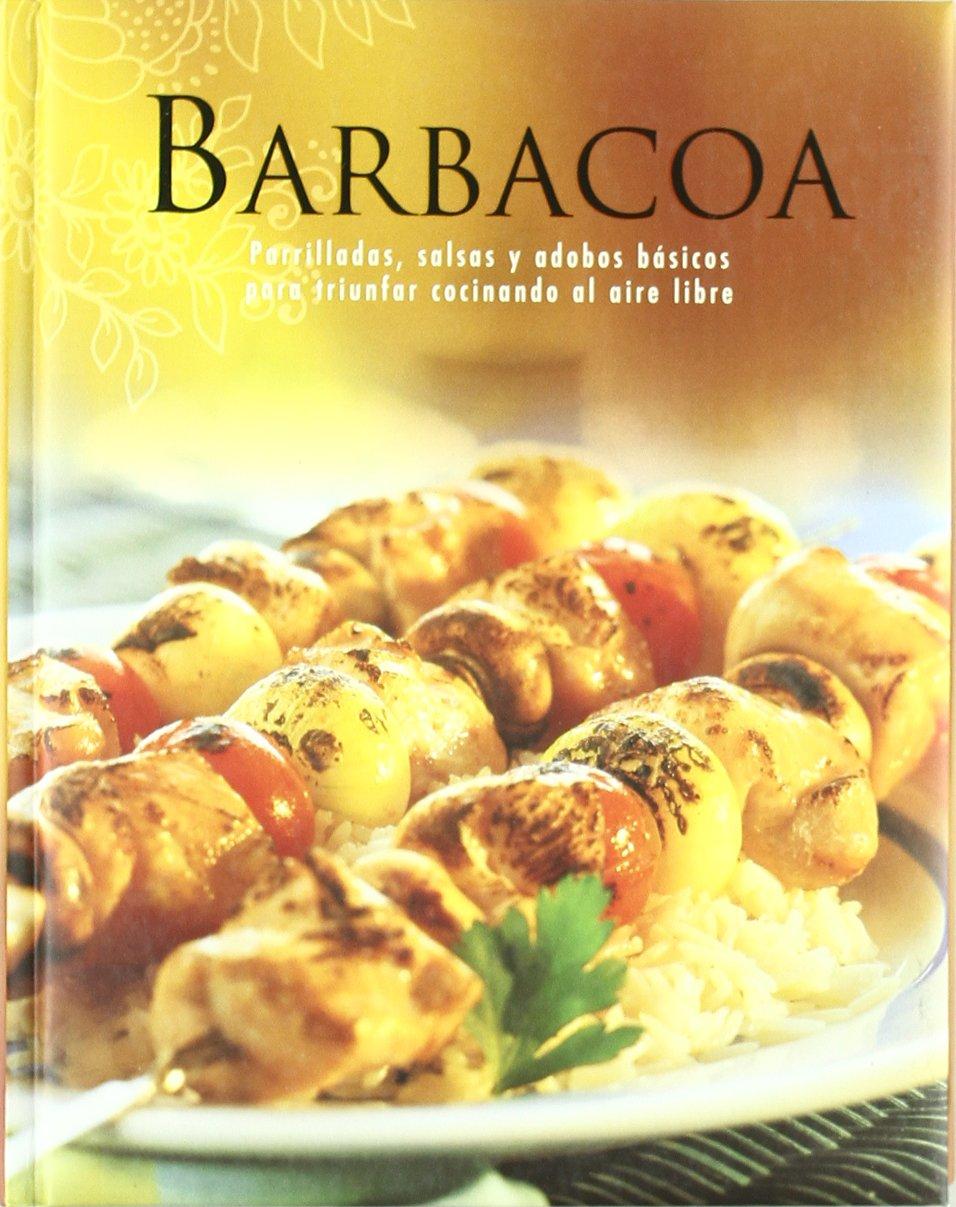 Barbacoa - parriladas, salsas y adobes basicos: Amazon.es: Aa.Vv.: Libros