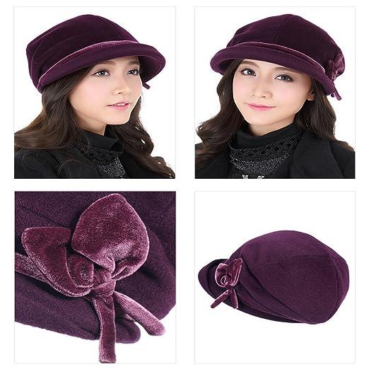 8c31a366b3a31 BTBTAV Mujer Sombreros de