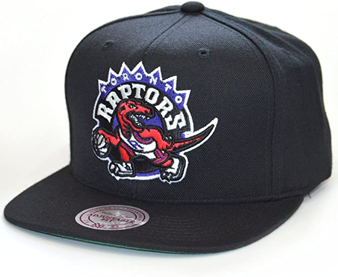 quality uk store new high quality Mitchell & Ness Hats Toronto Raptors Snapback Cap - Wool Solid ...