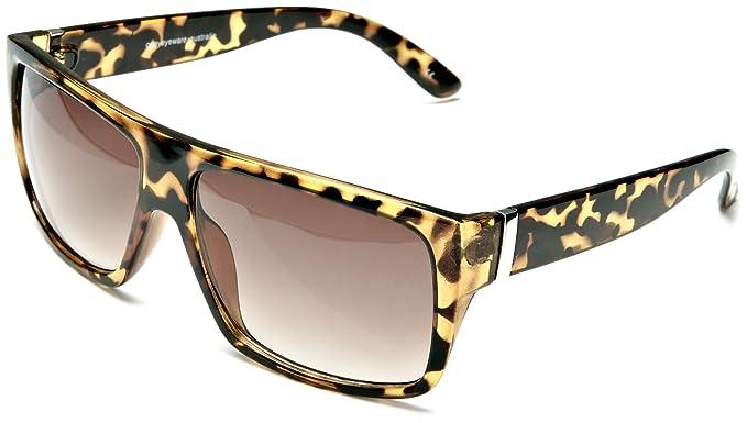 Quay Eyewear Australia Unisex Sonnenbrille, 1508, GR. One size (Herstellergröße: One size), Braun (Torteshell)