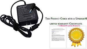 UpBright New 19.5V 2.31A 45W AC/DC Adapter for HP Envy 13-ab016nr X7S56UA#ABA 13-ab004ng Z6J73EA#ABD 13-ab005ng Z6J74EA#ABD 14-ab000 14-y000 15-an044nr 15-an050nr N5R61UAR#ABA Power Supply Charger