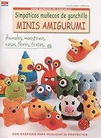 Simpáticos Muñecos De Ganchillo Minis
