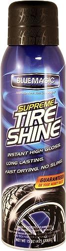 Blue Magic 680-06PK Supreme Tire Shine