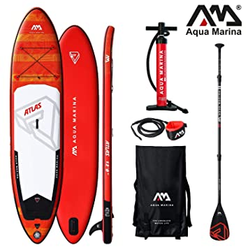 Aqua Marina Atlas Monster 2019 Sup - Tabla de Surf (Hinchable ...