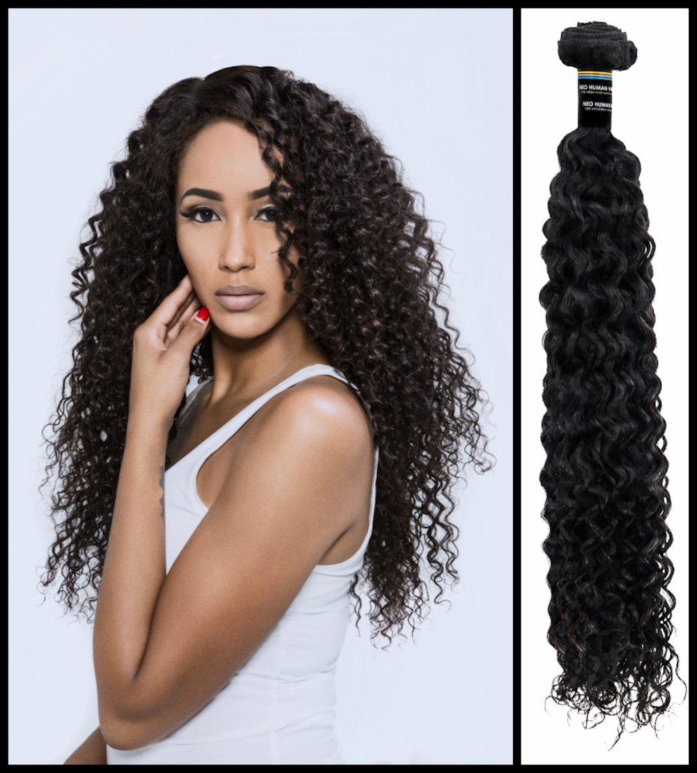 Amazon neo 12 inch lace closure bohemian deep curly hair neo 20 inch bohemian deep curly hair extensions best quality virgin remy human hair double pmusecretfo Gallery