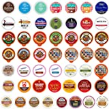 Variety Pack of Coffee, Tea, and Hot Chocolate - Great Sampler of Coffee, Tea, and Hot Cocoa for Keurig K Cups Machines…