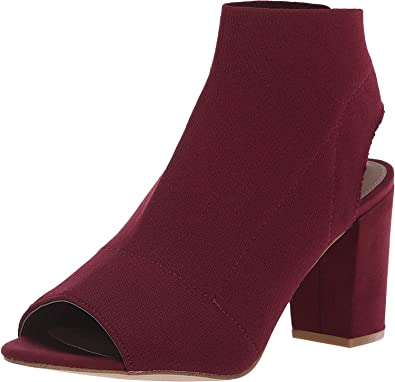 037e2be57a6 Steve Madden Women s Nerve Burgundy 5.5 M US