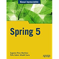 Spring 5 (Manuales Imprescindibles)