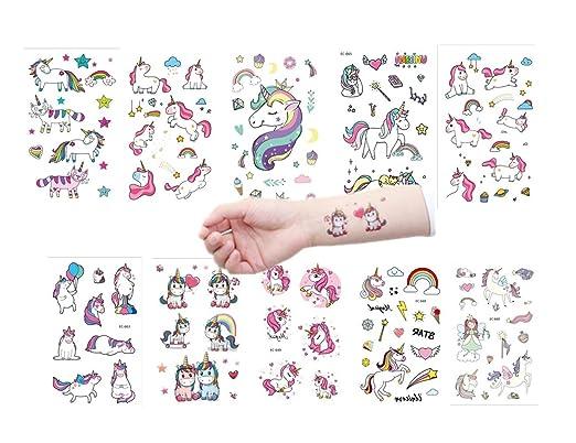 Enfants enfants filles garçons jungle animal tatouages temporaires sac de fête anniversaire
