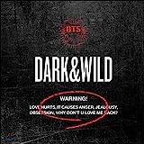 BTS KPOP Bangtanboys 1st Album [DARK & WILD] Vol.1 CD + Photobook + Photocard