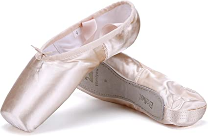 cheapest temperament shoes best supplier Amazon.com: WENDYWU Professional Ballet Slipper Dance Shoe Pink ...