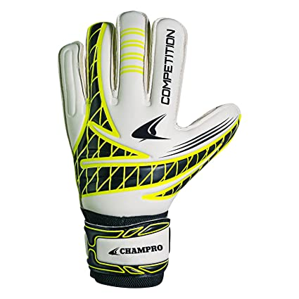 b9eff6d0510 Amazon.com   CHAMPRO Competition Goalie Glove