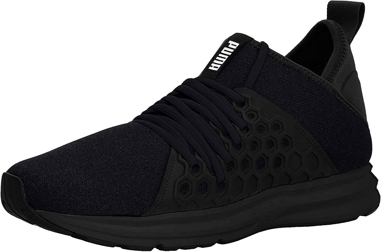 Enzo NF Mid Sneaker, Black-Quiet Shade