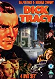Dick Tracy Collection - 4 DVD Box Set [DVD] [1937]
