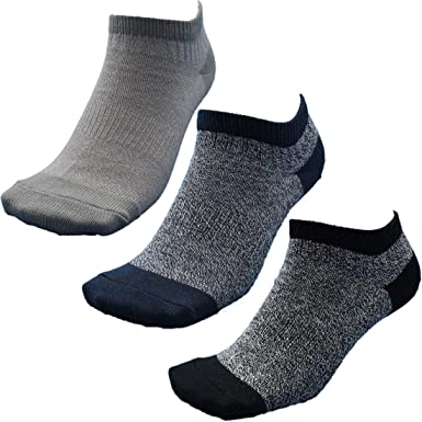f0f9de2fb8a95a Amazon | (PS870) 靴下 メンズ ショート先丸 「強い+綿」糸の強度と ...