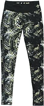 Woman Legging Orleans saints printed high waist wide belt legging S-4XL 502