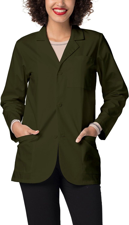 Classic 31 Consultation Lab Coat Adar Universal Unisex Lab Coats