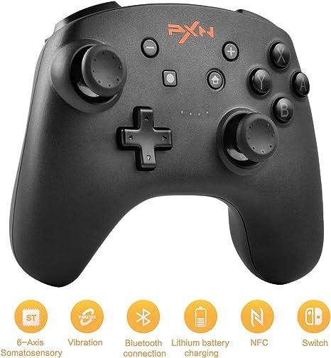 Mando para Nintendo Switch Controlador Inalámbrico PXN-9607S ...