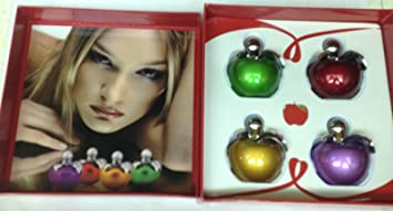 Amazoncom Eves Apple Collection Holiday Gift Box Fragrance