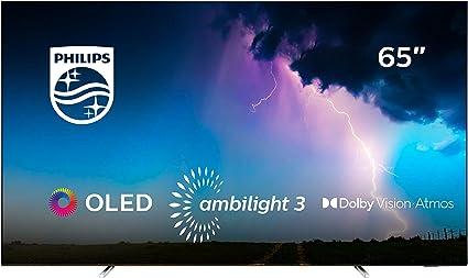 Televisor Philips 65OLED754/12, 65 pulgadas: Amazon.es: Electrónica