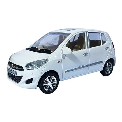 HickoryDickoryBox I10 Car White