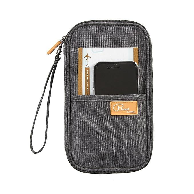rfid travel passport wallet family passport holder waterproof document organizer by flynova travel