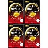 【セット品】PREMIUM PUReSA(プレミアムプレサ) ゴールデンジュレマスク ヒアルロン酸 33g×3枚入×4個