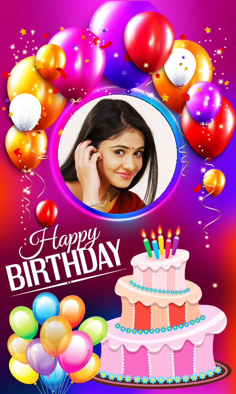 Amazon Com Happy Birthday Photo Frame New Appstore For Android