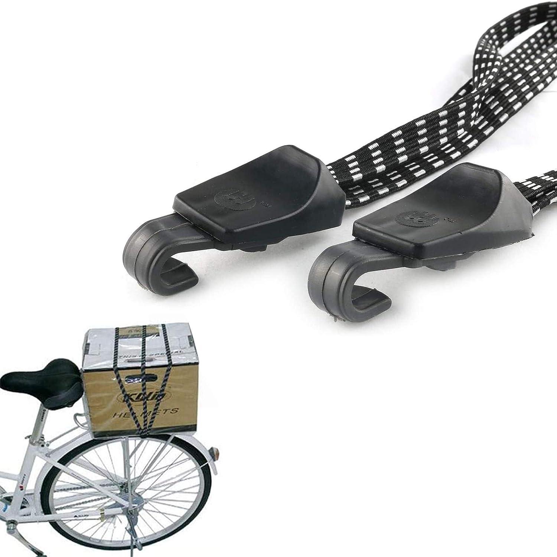 3in 1 Fahrrad Gep/äckgurt 70cm Motorradhelmband Bandage Spannseil Radfahren Freien mit 2 Haken LxwSin Fahrrad Spanngurt 4 St/ücke Fahrradgep/äck Gummiband Verstellbares Elastisches G/ürtel-Teleskopseil