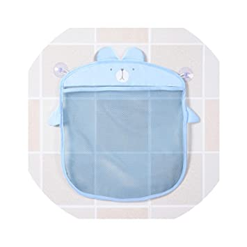 Animal Shape Cloth Toy Baskets Child Bath Toy Bag Net Baby Bathroom Mesh Bags