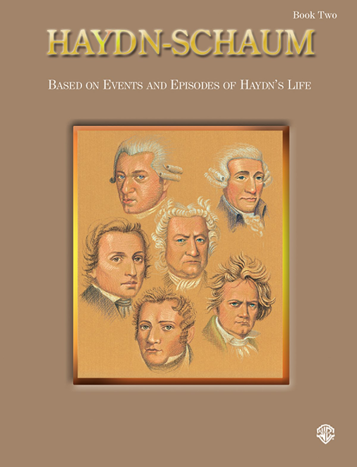 Haydn-Schaum: Based on Events and Episodes of Haydn's Life (2 volumes) ebook