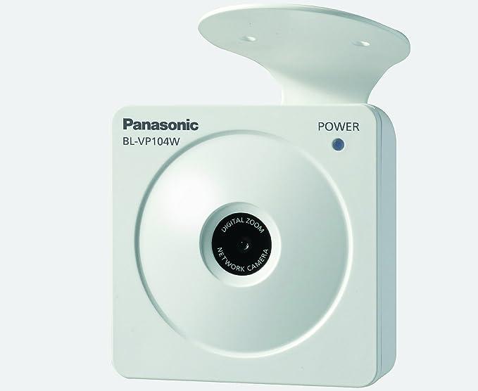 Panasonic BL-VT164 Network Camera Download Drivers