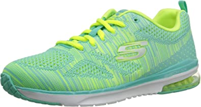 Skechers Air Infinity Memory Foam, Chaussures Multisport Outdoor Femme