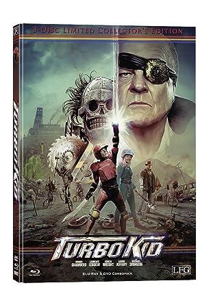 Turbo Kid (+ DVD) (+ Bonus-DVD) [Alemania] [
