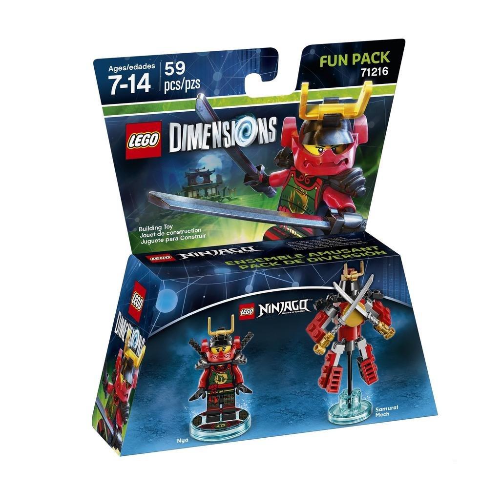 Lego Dimensions Fun Pack amazon