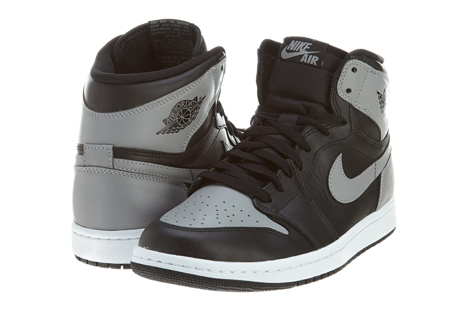AIR JORDAN - エアジョーダン - AIR JORDAN 1 RETRO HIGH OG 'SHADOW' - 555088-014 - SIZE 13 (メンズ) B00S1RHASO