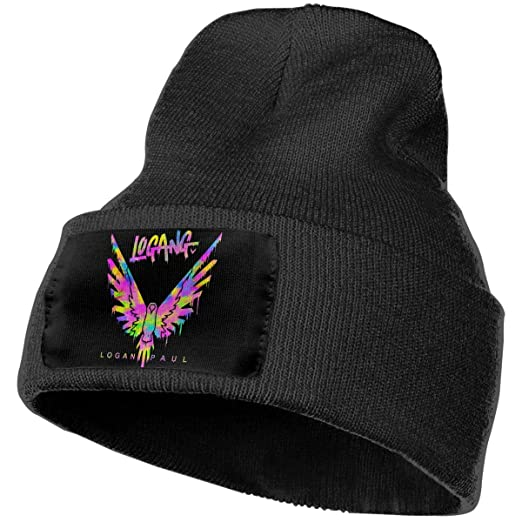 Amazon.com  Enghuaquj Candy Melted Maverick Bird Knitted Hat Cap Beanie  Black  Clothing 1c35f3d8dda