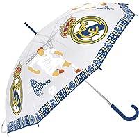ARDITEX RM12975 Paraguas de EVA Transparente del Real