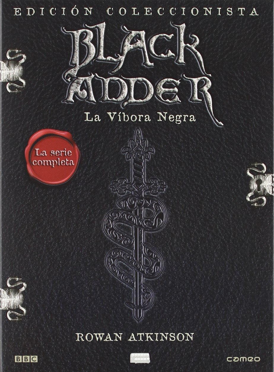 Amazon.com: La Víbora Negra (Ed. Coleccionista) (Black Adder)(1983, 1989)(Import Movie) (European Format - Zone 2): Tony Robindon, Brian Blessed.