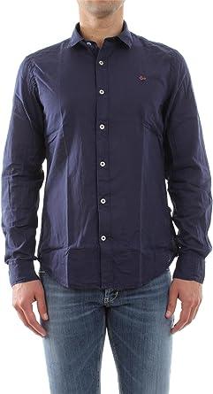 Napapijri Gome - Camisa Slim Fit para Hombre
