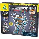 The Orb Factory Sticky Mosaics Robots Craft Kit