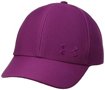 e6968aa62505 Under Armour Damen Sportswear - Cap UA Simple, Aubergine, One size ...