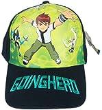 Blue Going Hero Ben 10 Baseball Cap - Ben 10 Kids Hat