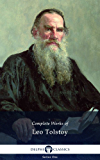 Delphi Complete Works of Leo Tolstoy (Illustrated) (English Edition)