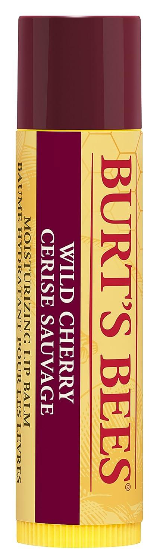Burt's Bees Lip Balms, Wild Cherry 4.25 g Burt's Bees Lip Balms HealthMarket 89228-14