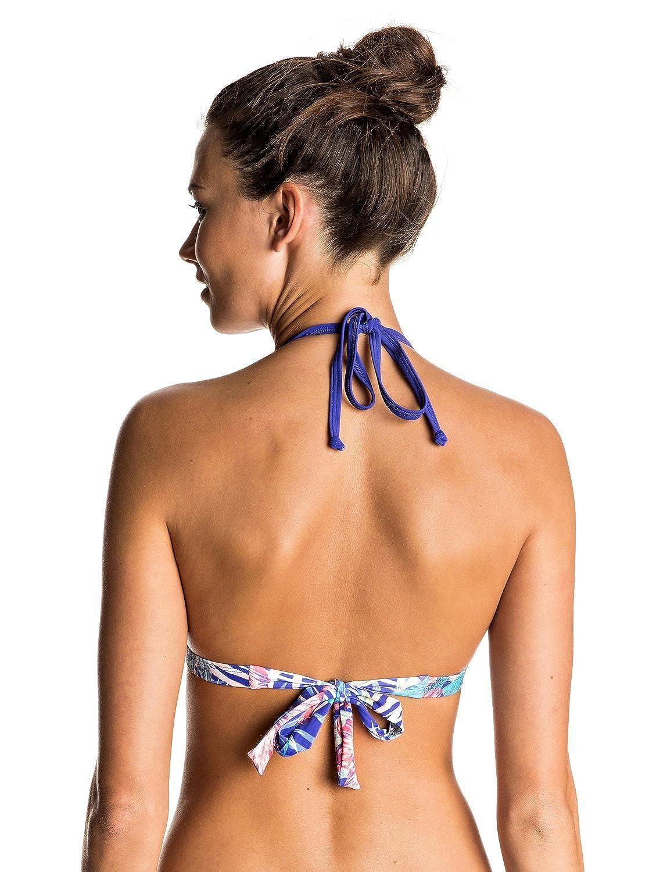 Roxy Damen ADV Mld Mix Adventure Vorgeformtes Tri Bikini Oberteil