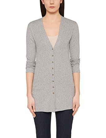 9931e0cab68e Marc Cain Essentials Damen Strickjacke +E3110J50  Amazon.de  Bekleidung