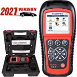 Autel TS601 TPMS Relearn Tool, Sensor Programming Tool, OBDII Code Reader, Active test for TPMS system, Advanced Version of T