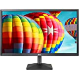 "LG 24MK430H-B Monitor, 24"" Screen, LED-Lit, 1920 x 1080, 16: 9, 0 USB, Hertz, color Negro"