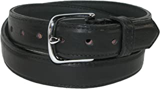 product image for Boston Leather Men's Big & Tall Bison Leather Belt